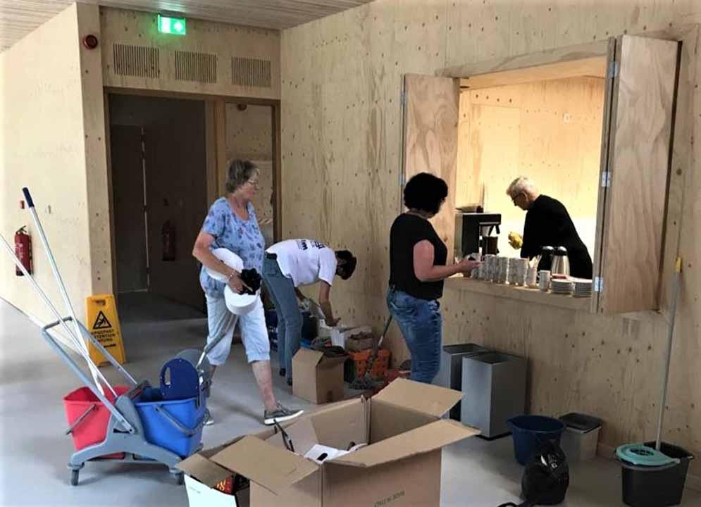Nieuwbouw MFC Houtstek Slochteren klaar